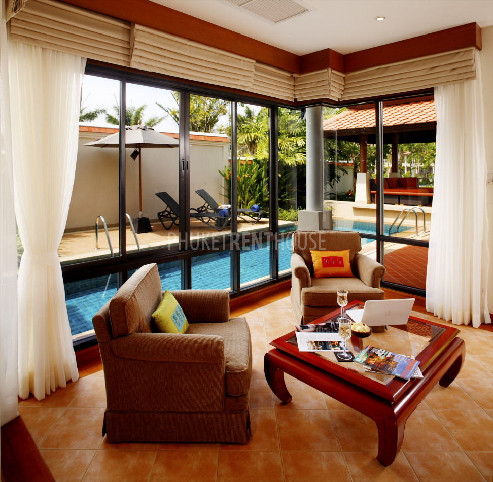 BAN0141: Luxury 3 Bedroom Pool Villa