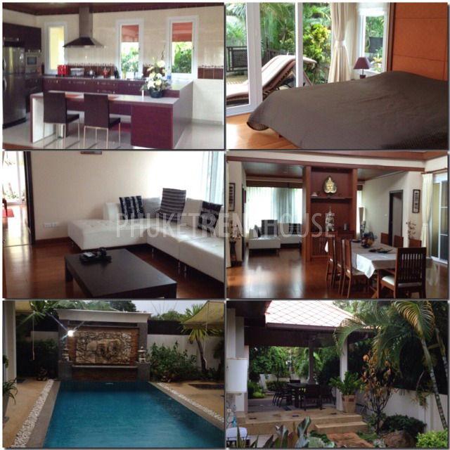 Kam8965 Luxury Walking The Kamala Beach 3 Bedrooms Plus Study Room Villa In Kamala Phuket