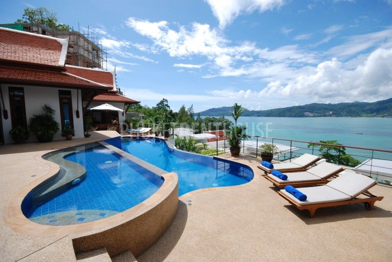 House For Rent In Phuket On The Beach