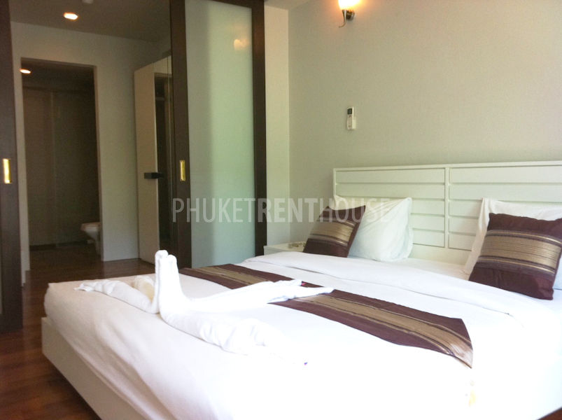 Pat9668 Fully Furnished Serviced Apartments In Patong Area Phuket Rent House
