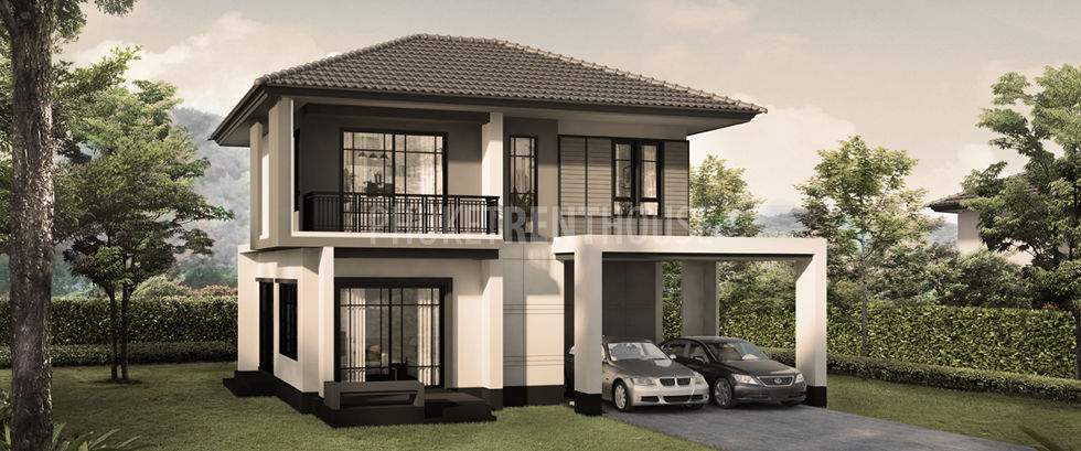 Che10174 Brand New Three Bedroom Detached House In Brand