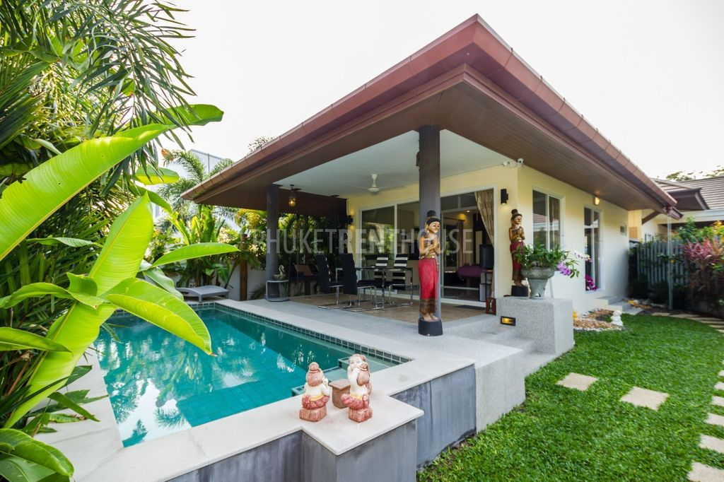 Luxury Pool Villa In Rawai Phuket Thailand