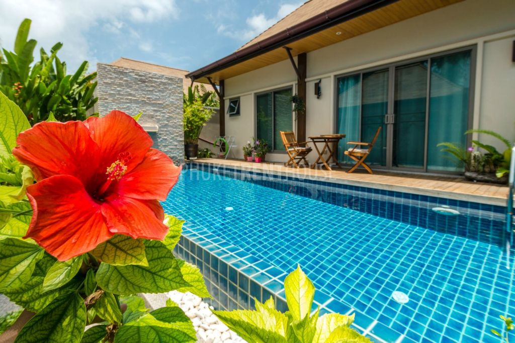 nai10772 ideal 3 bedrooms pool villa for group of friends 10772 | 176902