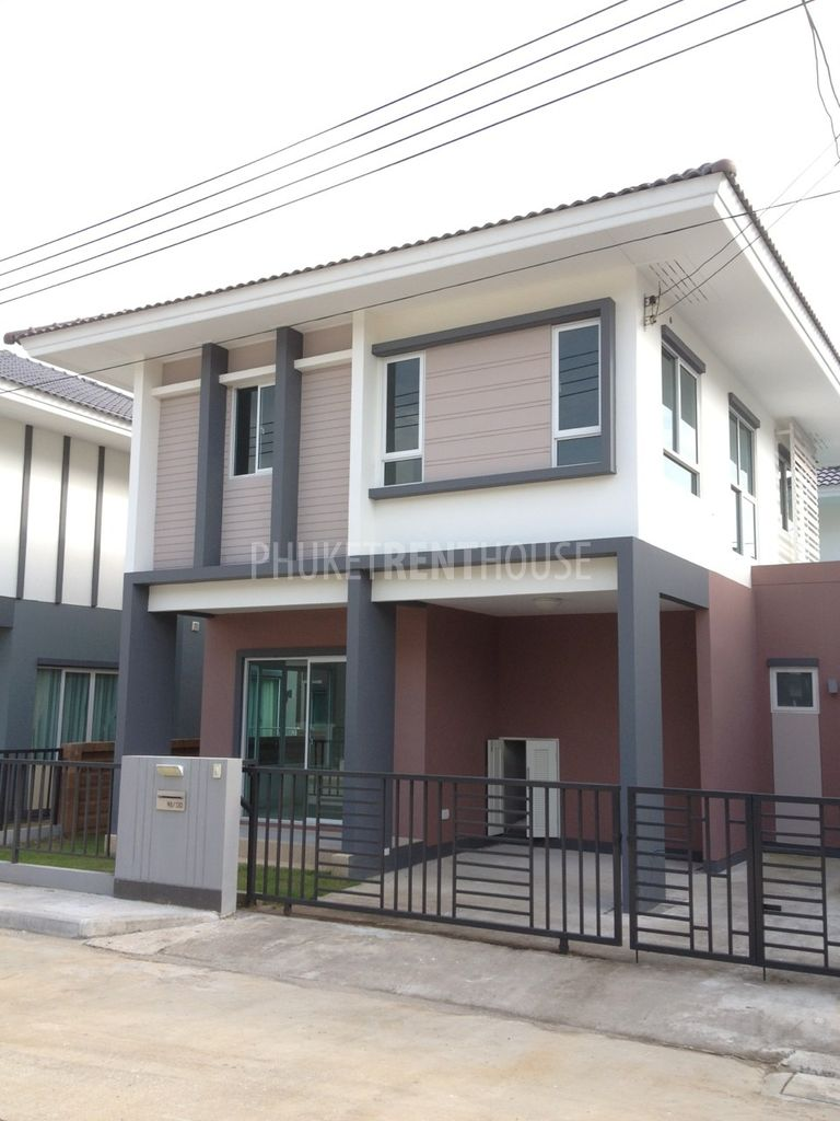 3 Bedroom Houses For Rent In Cleveland Ohio West Side: KKA11026: 2 Storey 3 Bedroom House For Rent In Koh Kaew