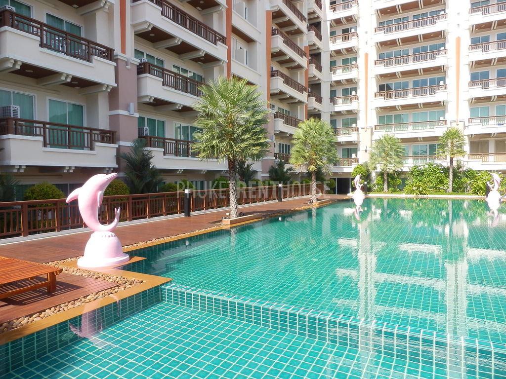 Pat1836 phuket villa condo patong available from jan 2014 for Patong apartments