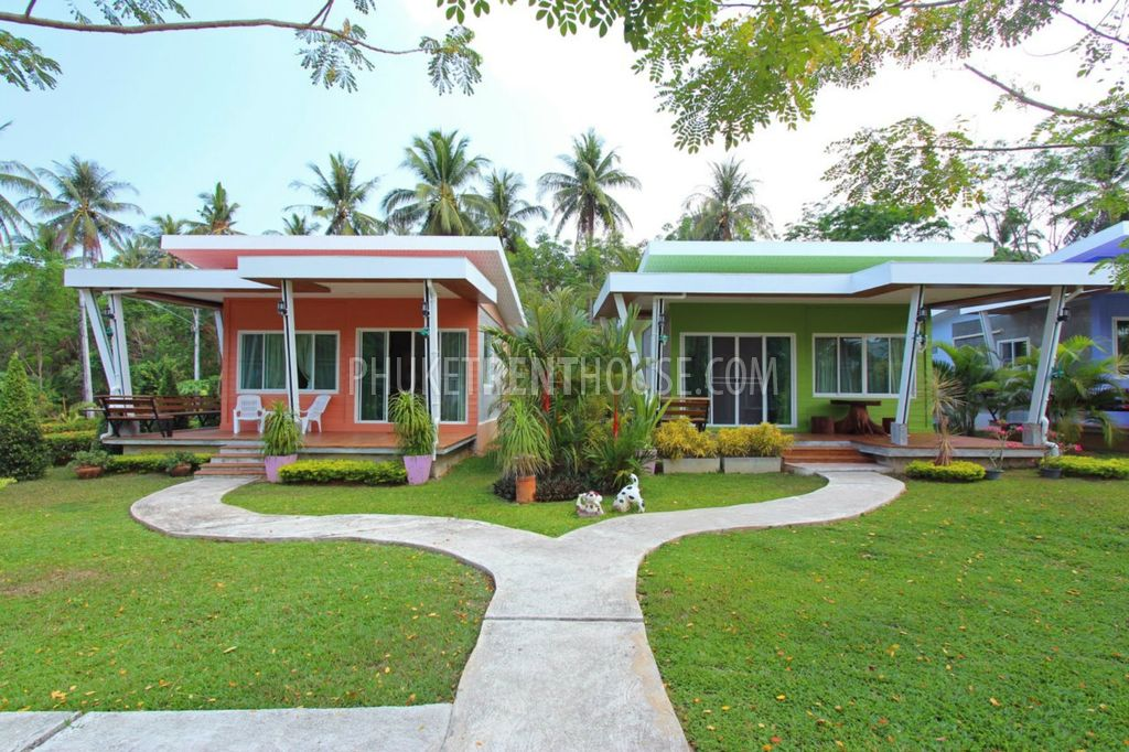 Mai11747 1 Bedroom Bungalow With Big Garden In Quiet Area