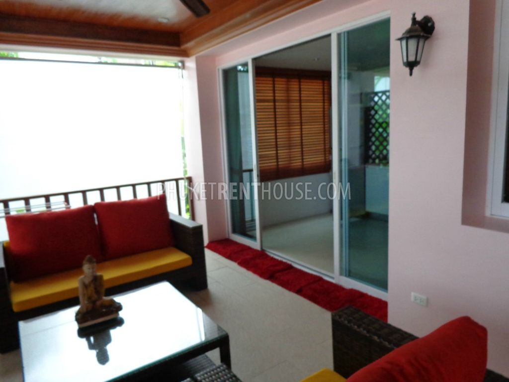 Sur12370 1 Bedroom Apartment With Furnished Kitchen Phuket Rent House