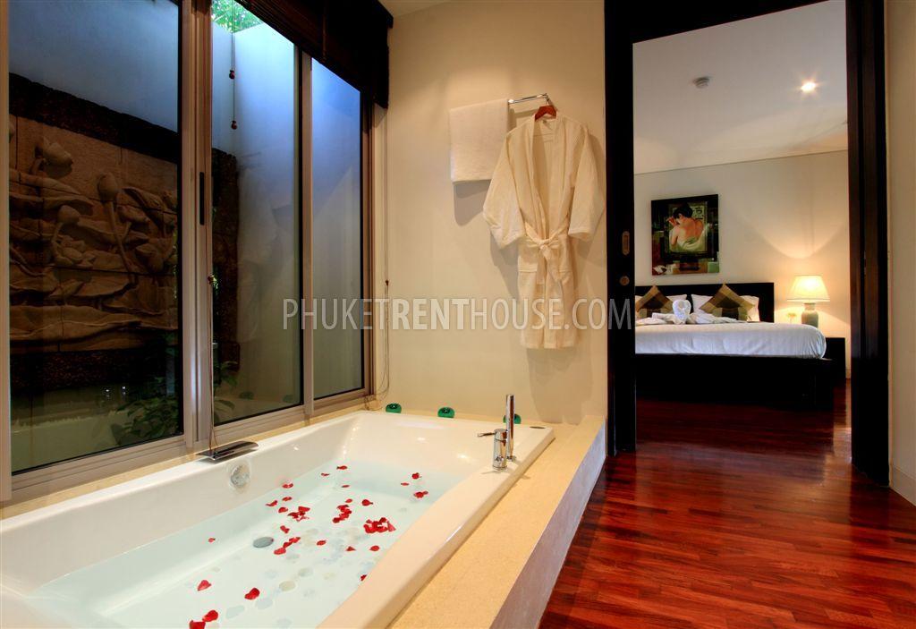 Kat12561 Modern Thai Style Apartment Near Kata And Kata