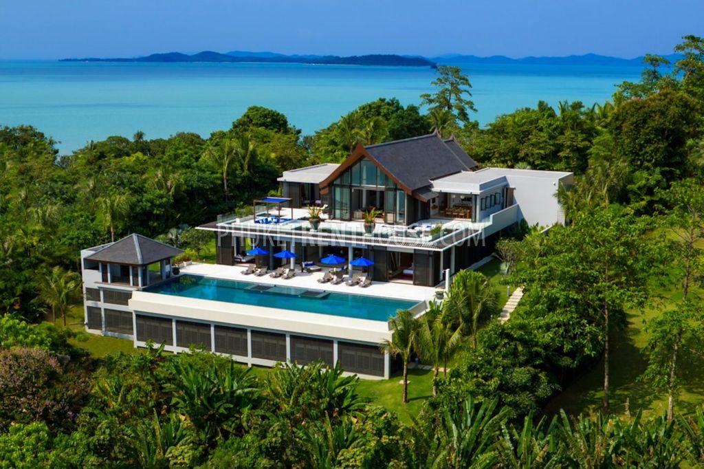 богата, одинока дома на берегу океана таиланда фото жители сами