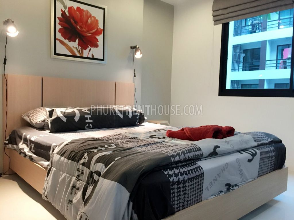 Kth11024 modern design 1 bedroom condo in kathu phuket for One bedroom condo design