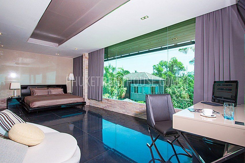 Indoor pool villa  RAW12728: 3 Bedroom Villa with Large Indoor Private Pool in Rawai ...