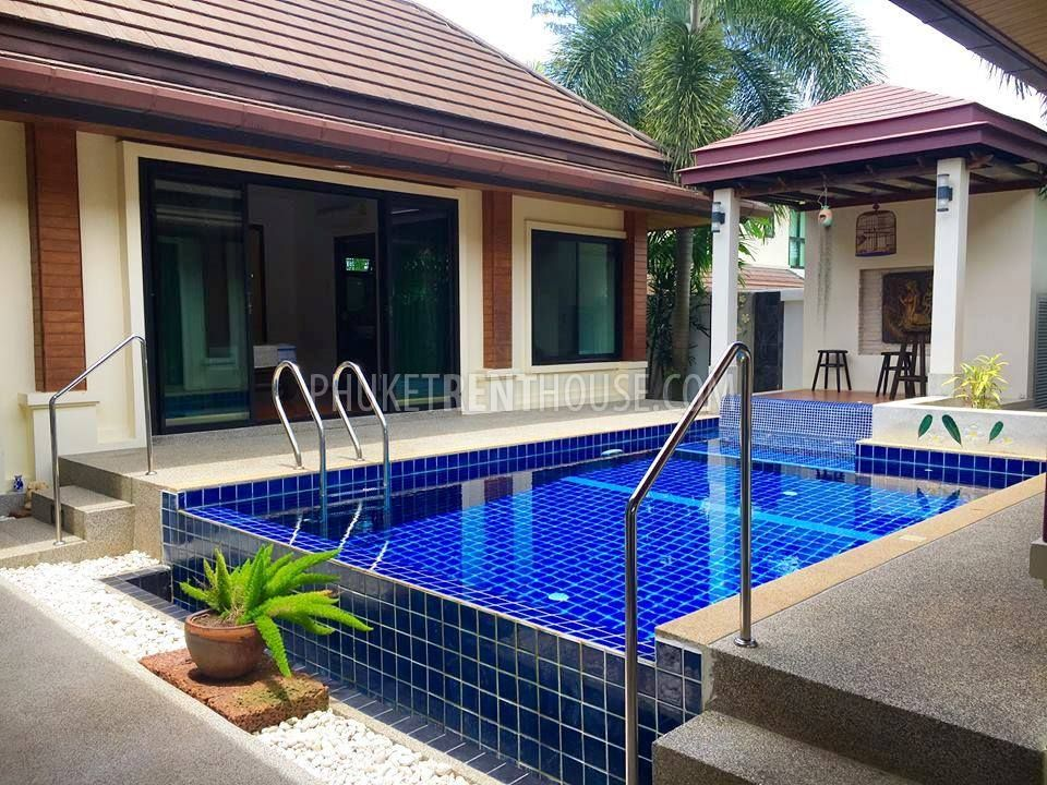 2 Bedroom Villa With Private Pool In Chalong