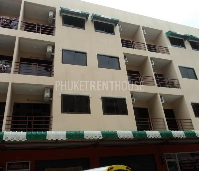 PAT2259: Cheap Rooms For Rent At Patong Beach