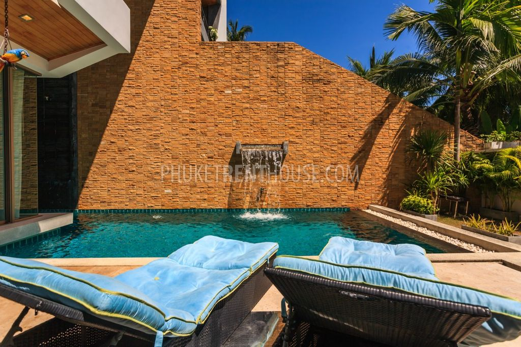 Raw12693 3 bedroom sea view villa with terrace in rawai for Terrace house season 3