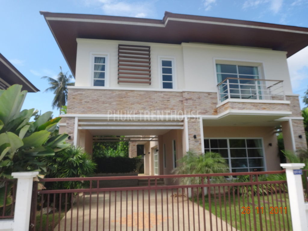 Raw2402 Two Story 3 Bedroom Private Pool Villa With Nice