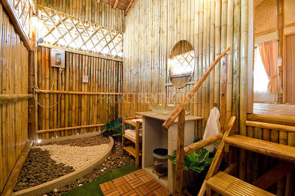 Raw2429 Bamboo 1 Bedroom Bungalow In Rawai Phuket Rent