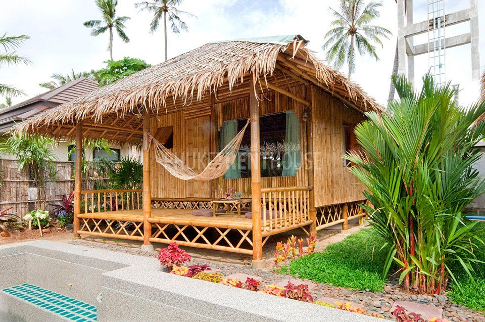 Raw2429 Bamboo 1 Bedroom Bungalow In Rawai Phuket Rent House