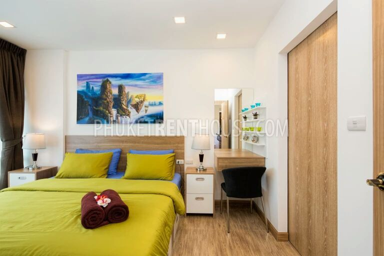 Nai13976 stylish 1 bedroom apartment in nai harn phuket for Apartment design guide part 3