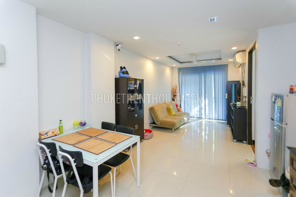 Pat14264 Fully Furnished Apartment With 1 Bedroom In Patong Phuket Rent House