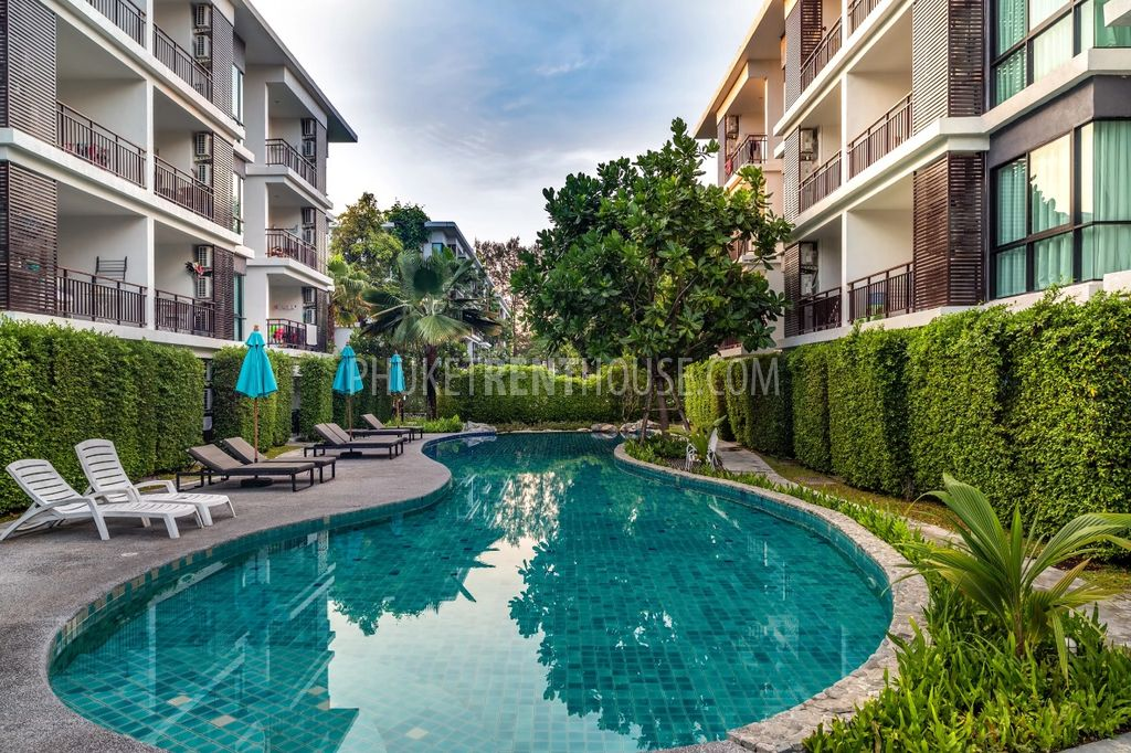 RAW14276 Well Designed 1 Bedroom Apartment near Rawai Beach