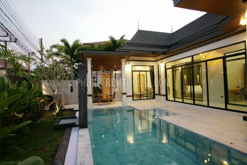 Bali Style Villa For Rent Phuketrenthouse Com