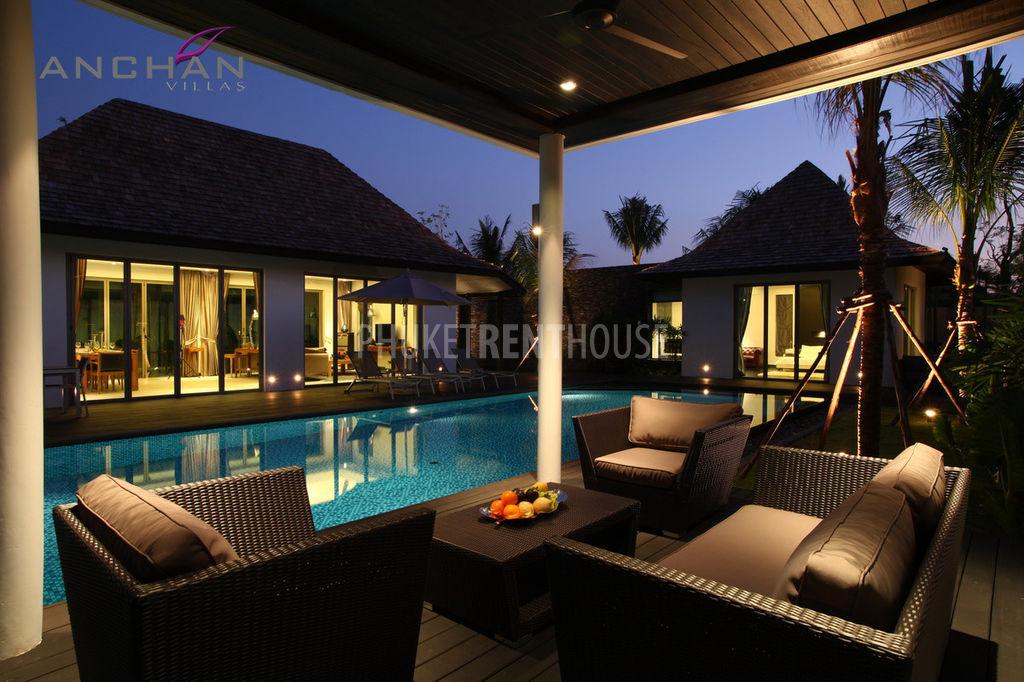 3 Bedrooms 3 Bathrooms Villa in Rawai 34012211 Phuket Thailand