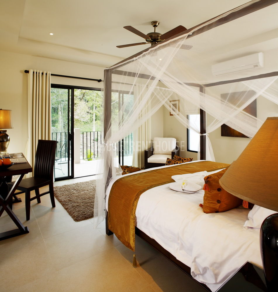 Nai3542 7 Bedroom Villa Sleeping 14 Guests With Private Pool Near The Beach Phuket Rent House