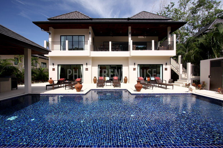 Nai3543 stunning 6 bedroom villa sleeping 14 guests for 6 bedroom house with swimming pool for sale
