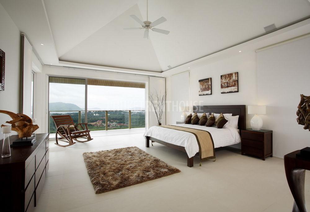 Nai3561  Stunning Sea View  Luxury 5 Bedroom Private Pool
