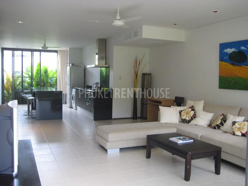 Sur6364 2 Bedroom Apartment Long Term Rental Near Amanpuri The Surin Hotel Bangtao