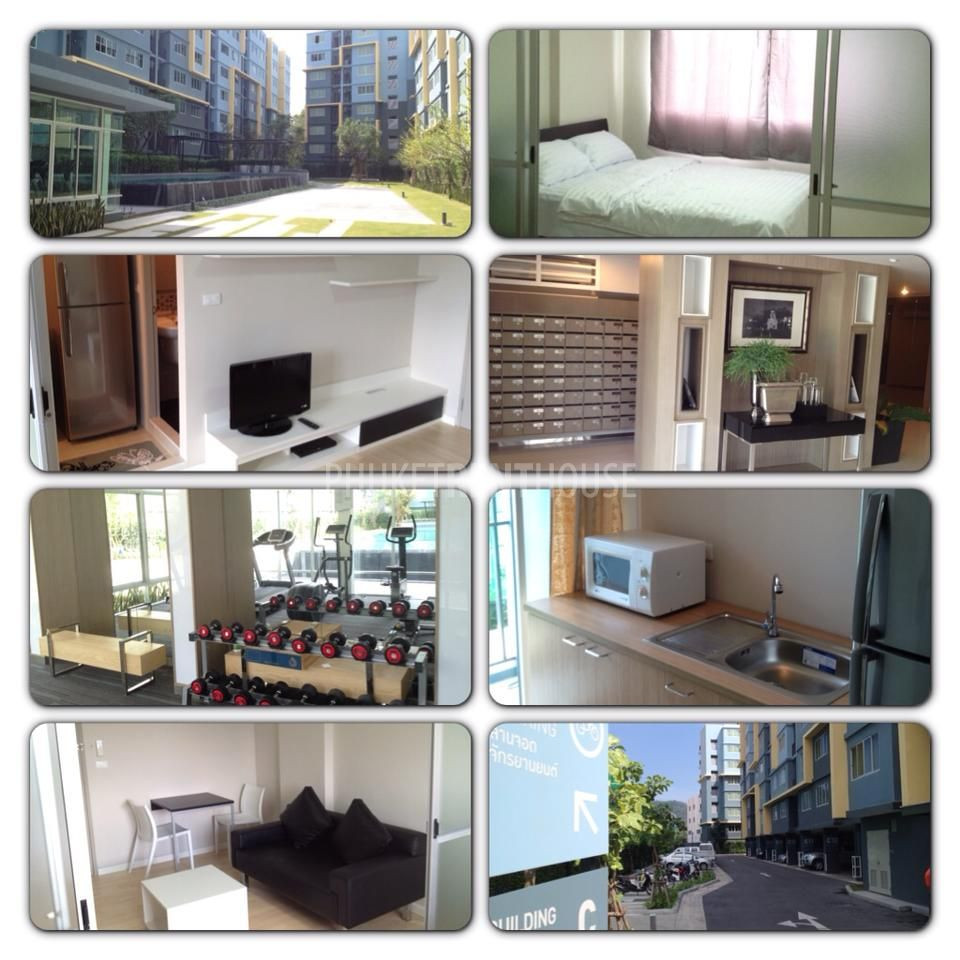 Amazing Room For Rent In DCondo Kathu Location In Phuket On Kathu Juntion, About 5  Minutes