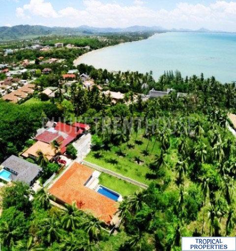 Mansion Pools Close Up: RAW6624: Rawai: 4 Bedrooms Family Pool Villa Close To