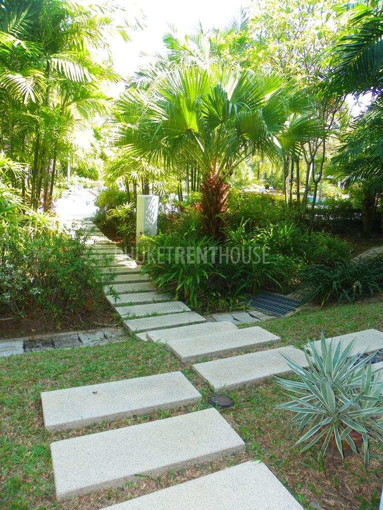 BAN3957: Bangtao Beach Gardens. 2 B/room,from 36,000 baht p/m, FOR ...