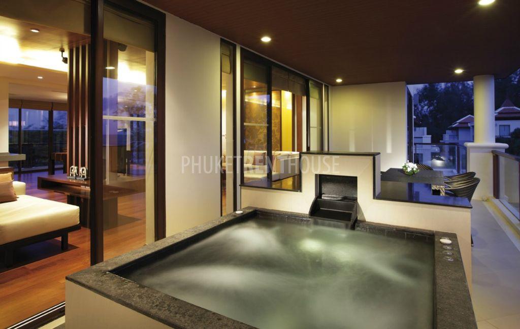 Ban6811 Seaview Jacuzzi Penthouse 3 Bedroom At M Venpick Resort Bangtao Beach Phuket Phuket