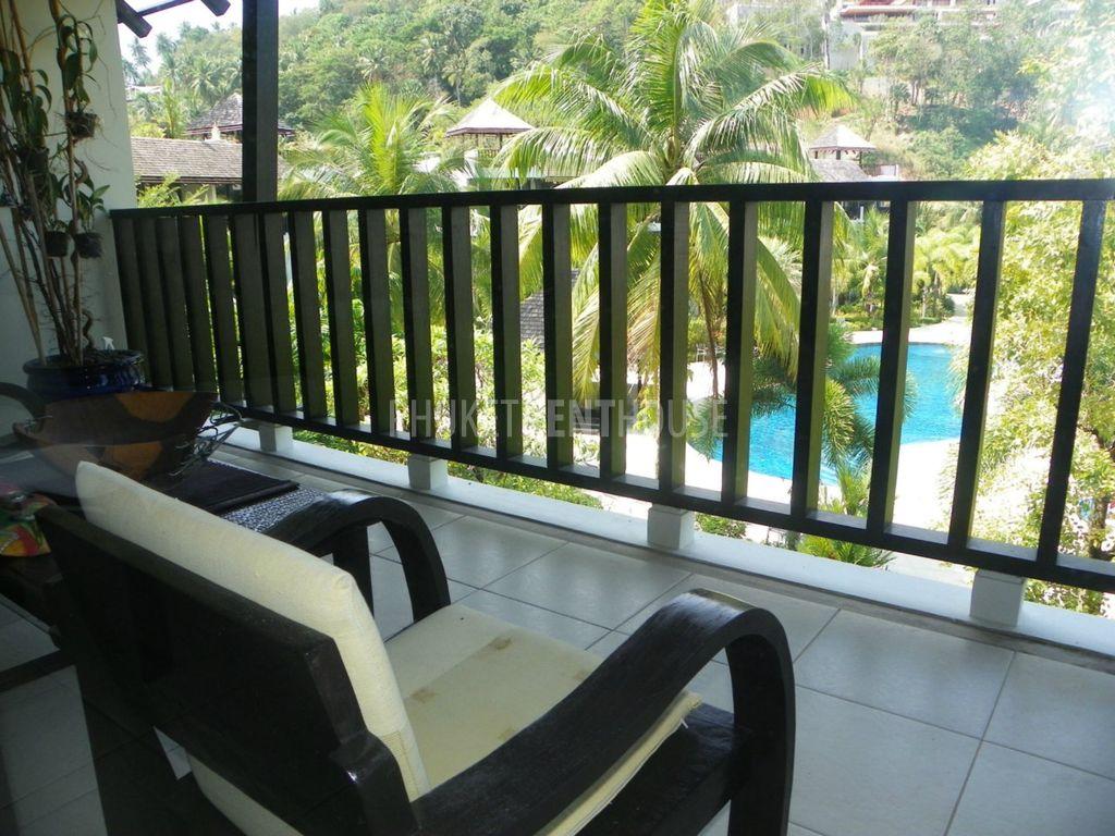 BAN6843: Bangtao Beach gardens, 2 Bedroom. Pool, Sauna, Gym, Lap ...