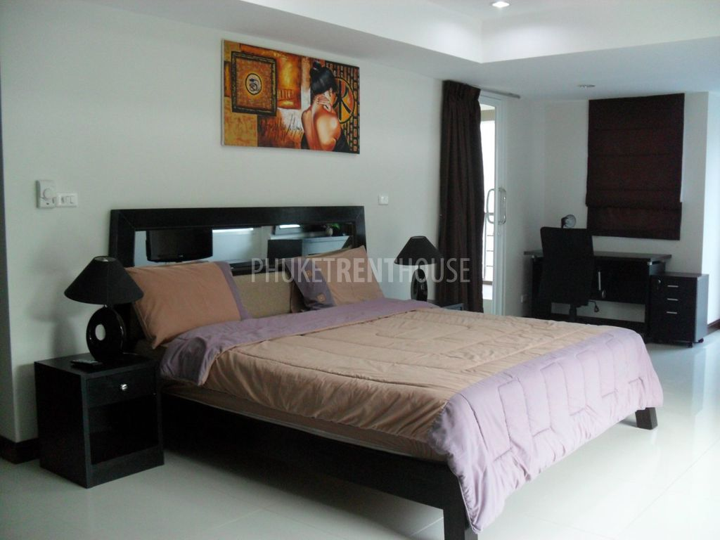 Pat6873 patong 2 bedroom apartment 15 min walk to beach - 2 bedroom apartments for rent in long beach ...