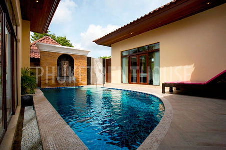 Thailand villa for your Thailand vacation