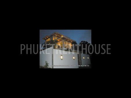 3 bed villa in Nai Harn, sea view, private pool