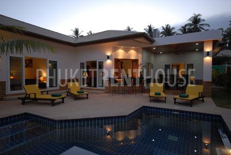 3 Bedroom Rawai Pool Villa