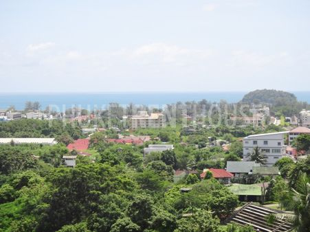 2 bed apart, sea view, in Kata