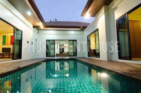 3 bedroom villa with private pool in Rawai