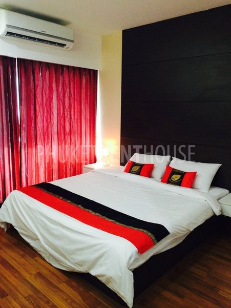 Double bed Luxurious Apartment with sun rise/set Mountain View
