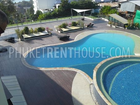 Biggest pool in Karon