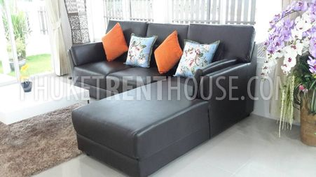 furnished house in Talang
