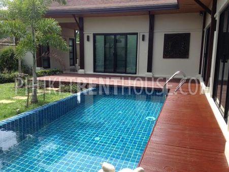 private pool villa Nai Harn