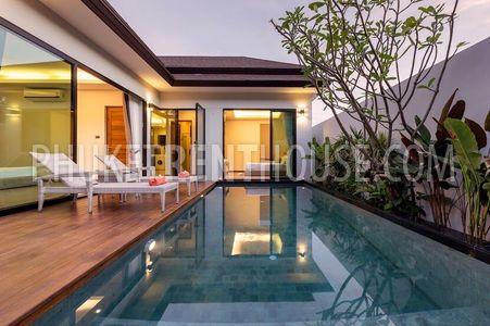 2 beds pool villa