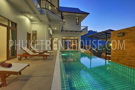 pool villa Patong
