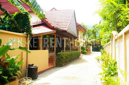 Balinese-european style