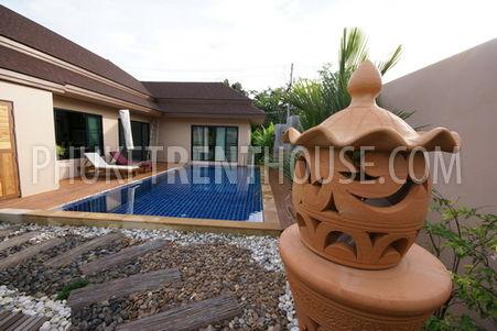 Pool villa in Nai Harn