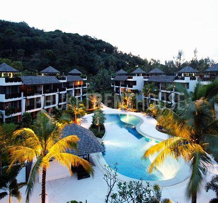 Bangtao Beach Gardens - Ariel View